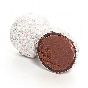 Philippe Dark Chocolate Champagne Truffles - wedding favours