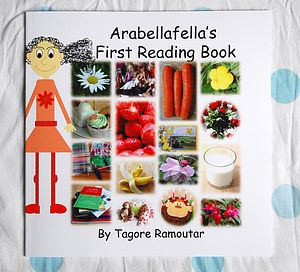 Arabellafella's First Reading Book