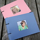 Personalised Leather Keepsake Book