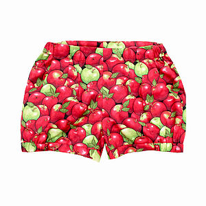 Girl's Fruit & Veg Shorts