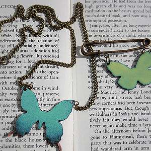 Butterfly Jewellery Set - jewellery sets