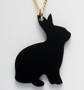 Lucky Bunny Necklace