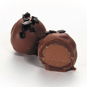 Mary Irish Cream Milk Chocolate Truffle - cakes & treats