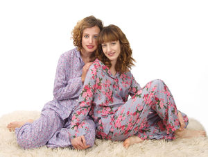 Cotton Pyjamas - lingerie & nightwear