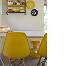 Chair, Eames Style, Pair, Dining Chair Set
