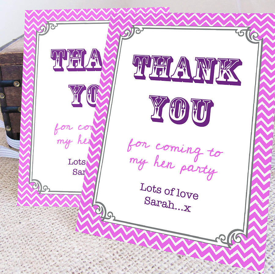 Thank You Card Pictures 70th birthday party invitations create ...