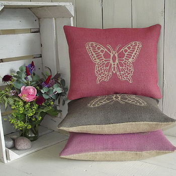 ' Butterfly ' Cushion