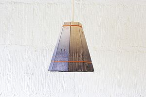 Small Colourful Pendant Lamp Shade - dining room