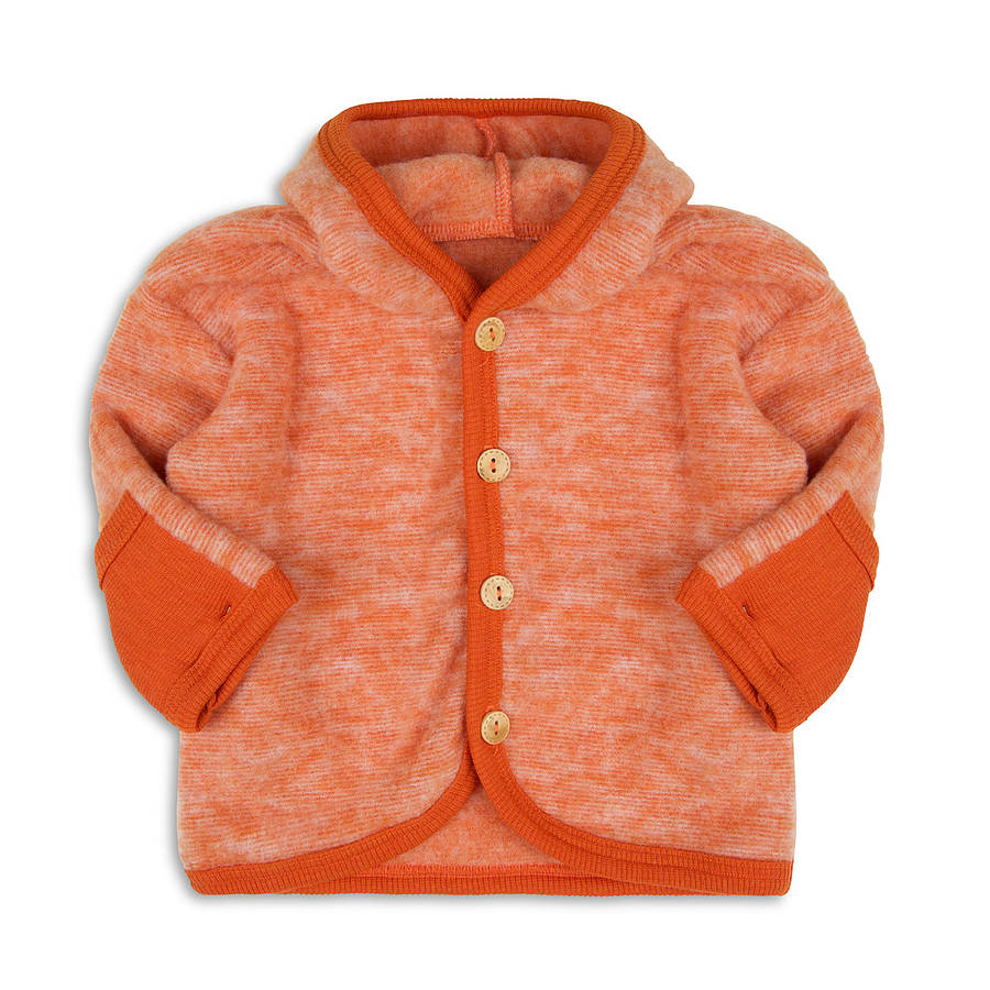 Baby Fleece Coat | Down Coat