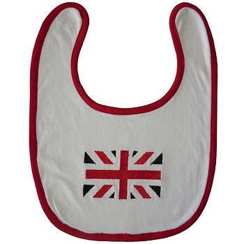 Union Flag Bib
