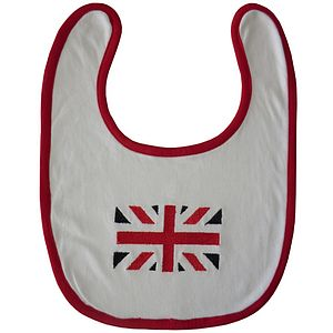 Union Flag Bib - bibs