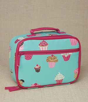 Cupcake Design Lunchbox