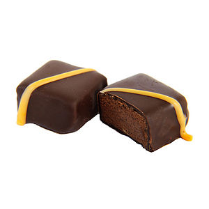 Freya – Dark Chocolate And Orange Ganache