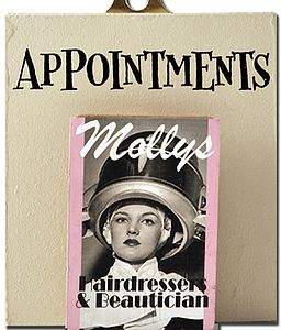 Rather Retro Peg For Appointments
