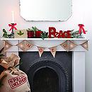 Christmas Vintage Style 'Noel' Bunting
