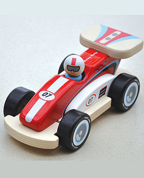 Rocky Racer Racing Car