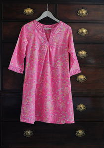 Rosy Watergarden Florence Nightdress - women's fashion