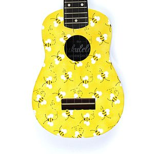 Bumble Bee Ukulele - toys & games