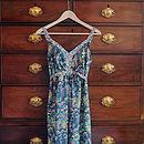 Watergarden & Dapple Print Fleur Nightdresses