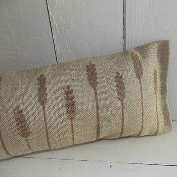 ' Cornfield ' Draught Excluder Cushion