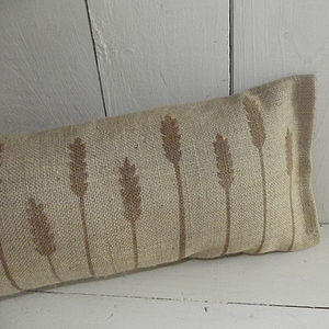Cornfield Draught Excluder Cushion - cushions