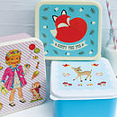 Cute Decorated Lunchbox
