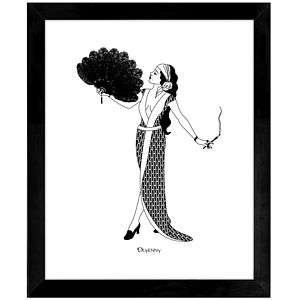1920s Glamour Fine Art Print - posters & prints