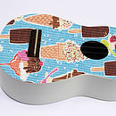 Ice Cream Ukulele