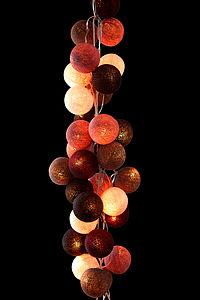 Mocha Amore String Lights - fairy lights & string lights
