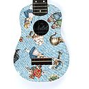 Alice In Wonderland Ukulele
