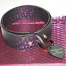 'Crazy In Love' Leather Belt