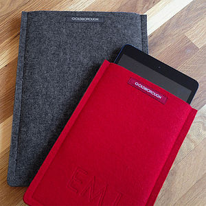Felt Kindle/ iPad / iPad Mini Cover - mens