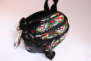 Captain Jack Dog Collar And Lead - dog collars
