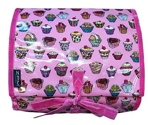 Cupcakes Hanging Washbag