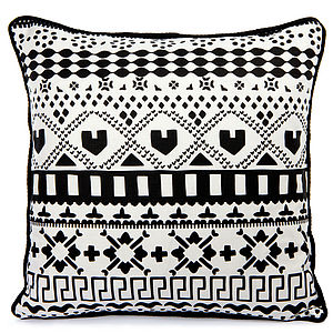 Knitwear Cushion