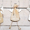 Guardian Angel Hanger Gift
