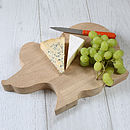 Handmade Mouse Cheese Board