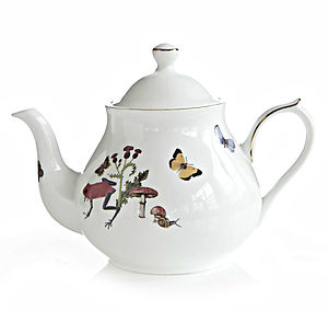 Growing Tea Pot - tableware