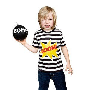 BOOM! Kids T Shirt