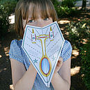 Personalised Paper Plane Kit Future Fighter