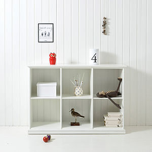Scandinavian Children's Cabinet - baby's room