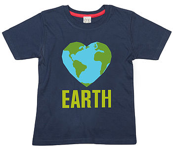 LOVE EARTH T Shirt