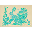 The Buzz of Summer Cotton Tea Towel