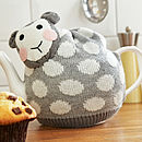 Sheep Knitted Tea Cosy