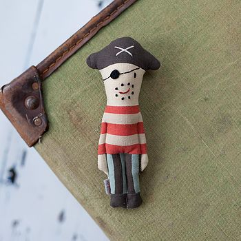 Pirate Rattle