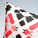 Aztec Cushion Pink