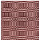 Serengeti Rug Red