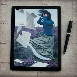 Music For Those Who Listen IPad Case