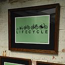 Lifecycle Print
