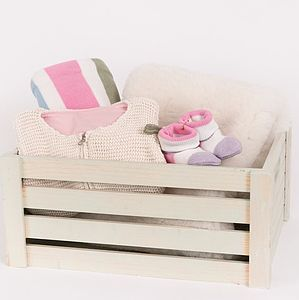 New Baby Cotton Gift Hamper - baby & child